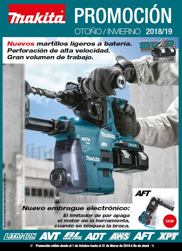 Folleto Makita